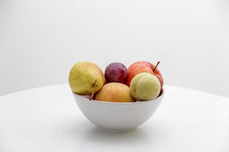 Jabłka i gruszki dla psów