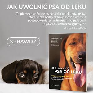 książka jak uwolnić psa